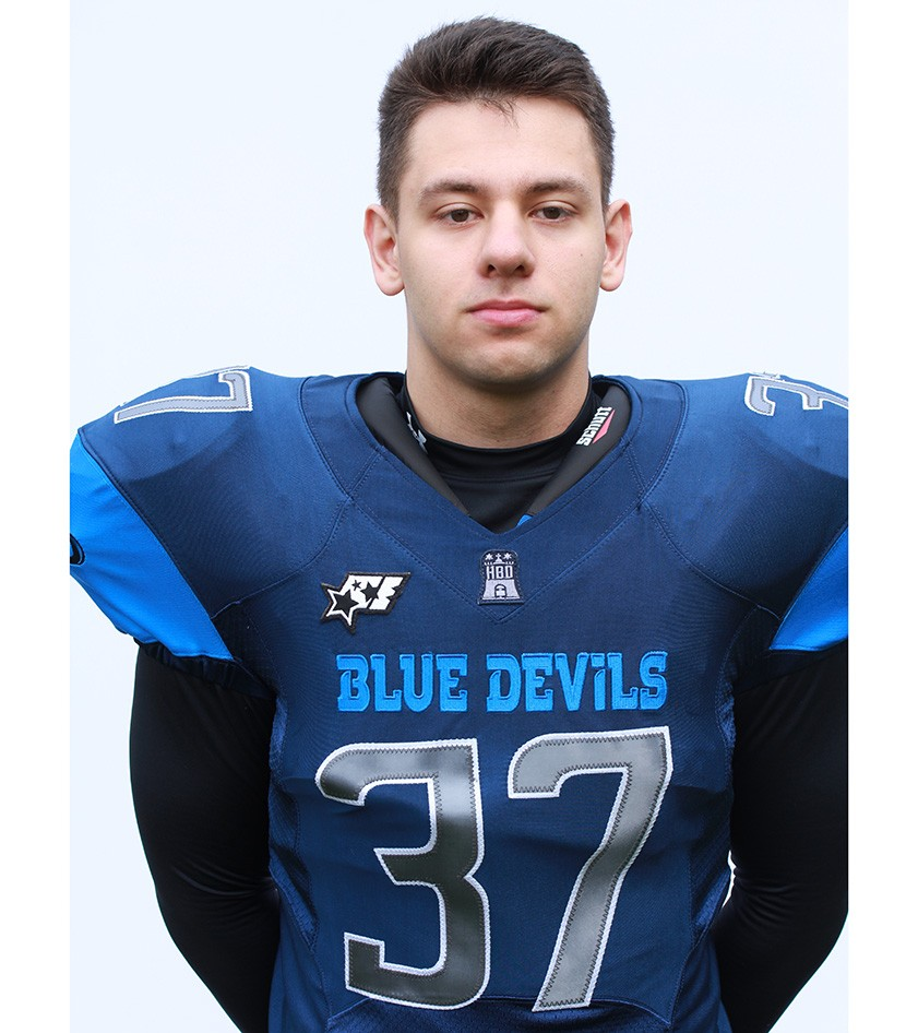 #37 - Mark Marco Sievers - LB